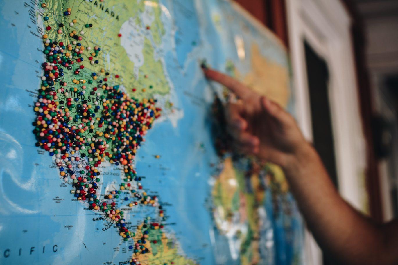 15 destinations in America