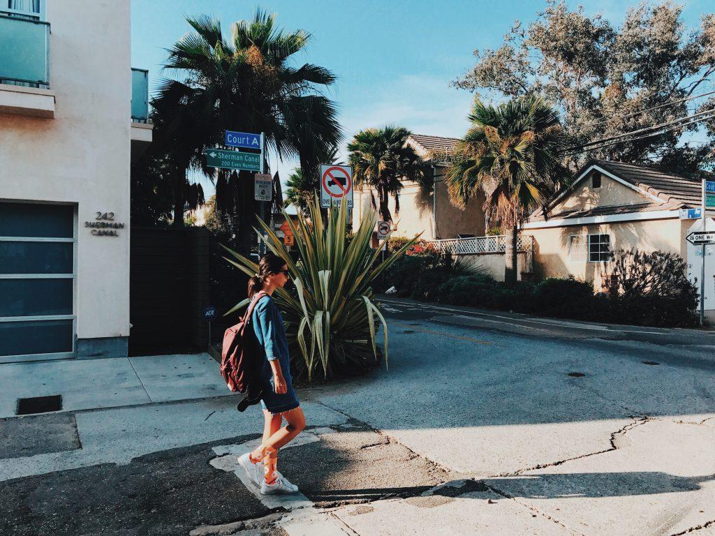 explore neighborhood